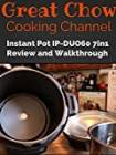 Instant Pot IP-DUO60 7-in-1 Multi-Functional Pressure Cooker Review and Walkthrough
